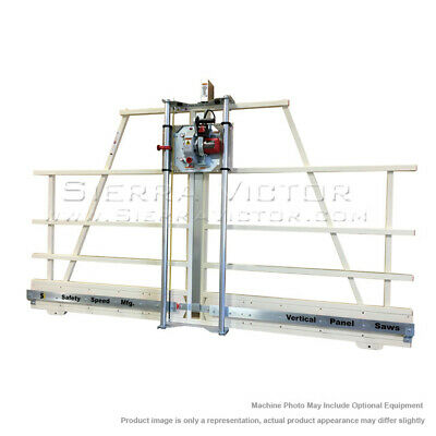 Safety Speed Cut 120v Vertical Panel Saw H4