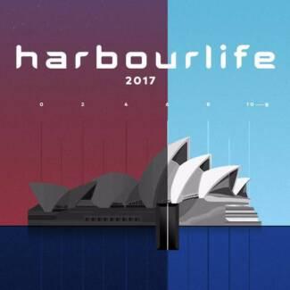 1 x General Admission Harbourlife