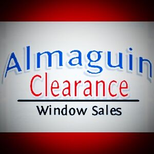 Vinyl Windows @ Clearance Prices