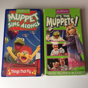 Vintage Muppets - Muppet Babies/VHS Kitchener / Waterloo Kitchener Area image 5