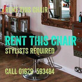 hairdressing jobs in busy Matlock salon