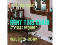 hairdressing jobs in busy Matlock salon
