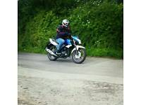 Sinnis SP125 125cc motorbike