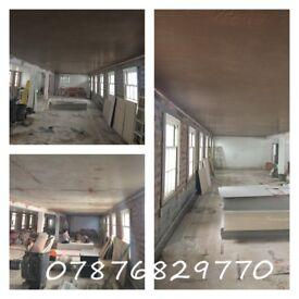plastering& K rend , rendering services