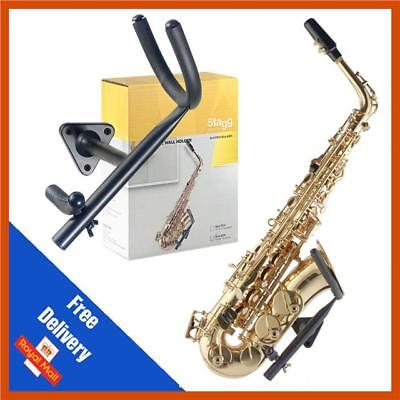 DS538B Stand for 2x Alto and Tenor 1x Soprano Saxophone 2x Clarinets and Flutes