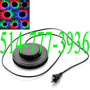 ★★UFO Stage Light LED RGB Disco DJ Party Lighting Scene Effect★★
