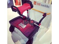 LASCAL MAXI BUGGY BOARD + LASCAL SEAT SADDLE