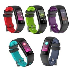 G16 Smart Fitness Tracker with Heart Rate and Blood Pressure