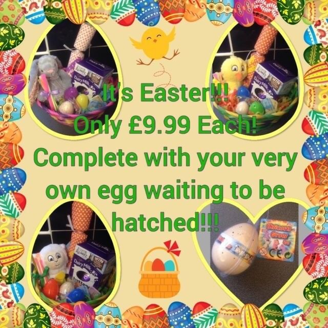 New easter gifts with hatching eggs in twickenham london new easter gifts with hatching eggs negle Images