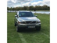 Left-hand drive LHD Low-mileage Volvo XC90