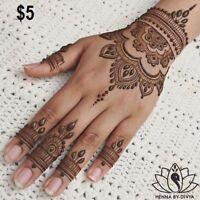 Henna Artist in just $5