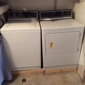 ***Washer and Dryer***
