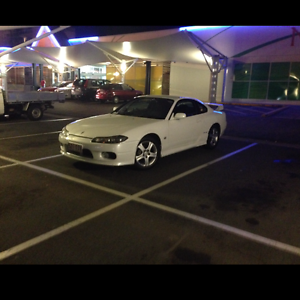 2000 Nissan Silvia Coupe Redcliffe Redcliffe Area Preview