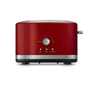 TOASTER  2- Slice EXTRA WIDE  with High Lift Lever -Kitchen Aid