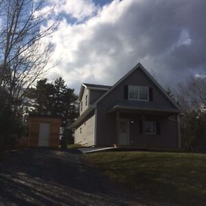 Lovely Open Concept, 3 Bedroom House for Rent, Lake Echo, NS