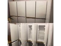 Freestanding under counter fridge with warranty ** CHEAP ** Only £60 **