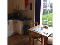 Central kitchenette room available in shared house