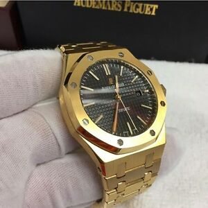 Yellow Gold Audemars Piguet Royal Oak