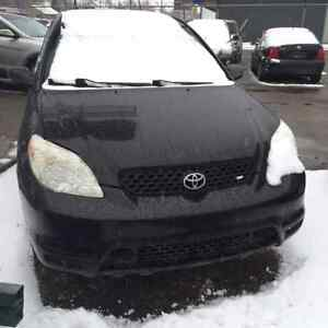 2003 Toyota Matrix for parts car.