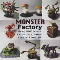 Learn how to make your own D&D / RP minis!