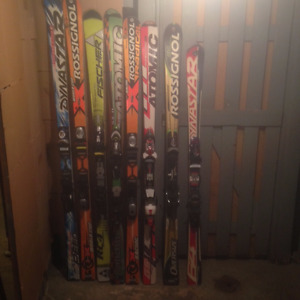 Skis from $49 and boots from $29
