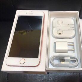 iPhone 6S rose gold 16G good xondition