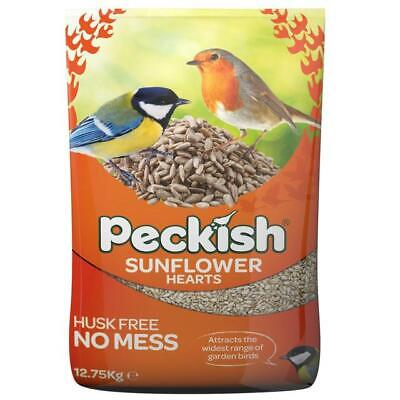 Peckish Sunflower Hearts For Wild Birds