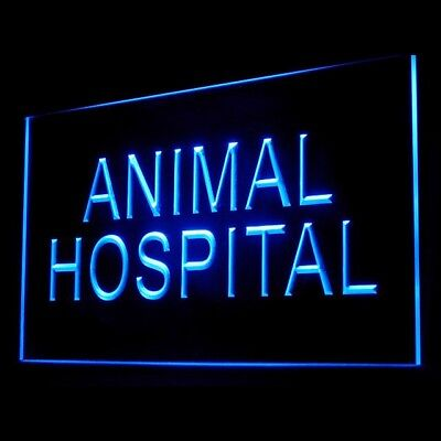 210005 Animal Hospital Pet Acclaimed Description Display LED Light (Acclaimed Lighting Collection)