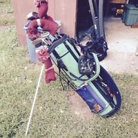 Left Hand Golf Clubs for Sale New Condition Full Set
