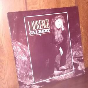 Laurence Jalbert Record / Disque Vinyle - Rare West Island Greater Montréal image 1