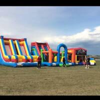 BOUNCY CASTLE BOUNCE HOUSE PARTY RENTALS EVENT GAMES