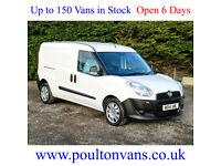 2014 (14) FIAT DOBLO MAXI 16V L2 LWB 5 SEAT CREW VAN / DOUBLE CAB 105BHP, Small