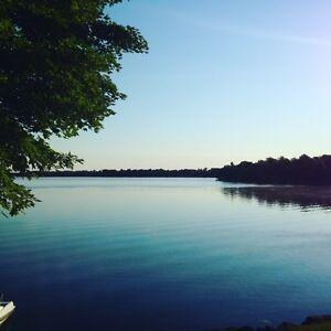 Cottage for Rent on Mississippi Lake
