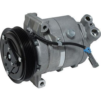 New A C Compressor Fits  2010   2011 Chevrolet Equinox   Gmc Terrain L4 2 4L