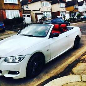BMW 3 Series MSport Convertible