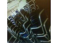 Banqueting Chairs Job Lot