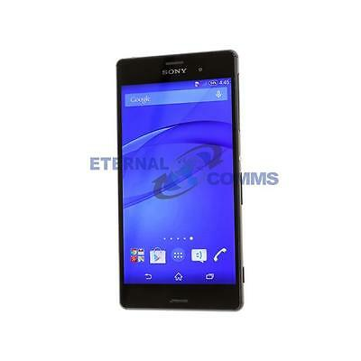 NEW SONY XPERIA Z3 DUMMY DISPLAY PHONE - BLACK - UK SELLER