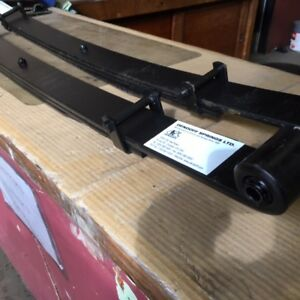 Dodge Front Leaf springs