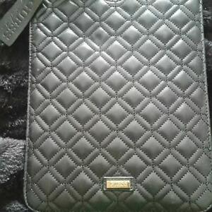 BRAND NAME Genuine leather Guess tablet case BRAND NEW