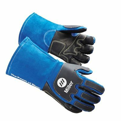 Miller Heavy-duty Migstick Welding Gloves Large 263350 263351 Xl Arc Armor