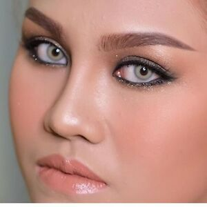 Madina gray contact lens available now Illawong Sutherland Area Preview