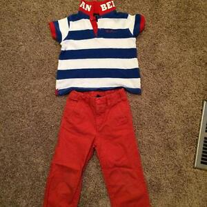 Boys 3T Spring/Summer Outfit