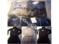 Moncler FULL TRACKSUIT (Hoodie&Bottoms) abcd