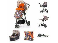 Beautiful Cossato travel system for sale