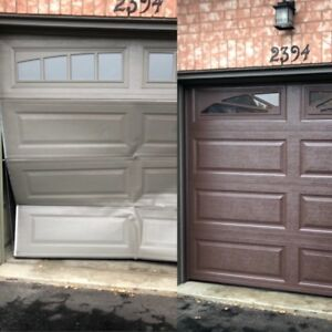Garage Door & Opener Repairs - Same Day Fix! - 24hr Services -