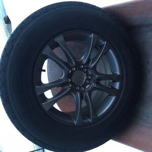 For Sale P225/70/R16 almost new Snow Tires