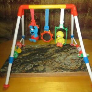 Sesame Street Baby Play Gym