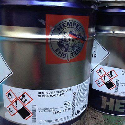 Antifouling HEMPEL'S rot 2,5 Liter