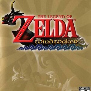 The Legend of Zelda Wind Waker - Nintendo Gamecube