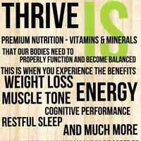 THRIVE By Le-vel!